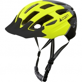 Шолом Cairn Prism XTR ІІ neon yellow-black 58-61