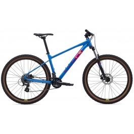"Велосипед 29"" Marin BOBCAT TRAIL 3 L 2021 Gloss Bright Blue/Dark Blue/Yellow/Magenta"