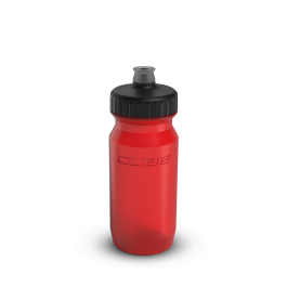 Фляга CUBE Trinkflasche Feather 0.5l red