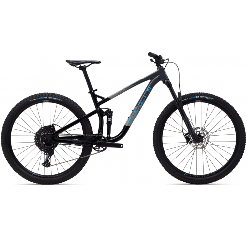 "Велосипед 29"" Marin RIFT ZONE 1 M 2021 Grey/Black/Blue"